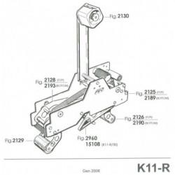 Plano cabezal K11R figura 15108