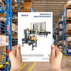 Manuals: case sealers