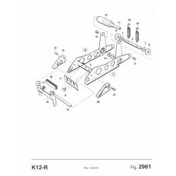 Plano cabezal K12R figura 2961