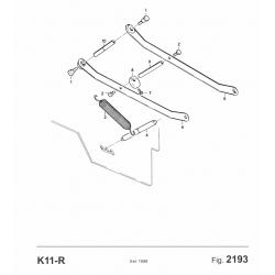 Plano cabezal K11R figura 2193
