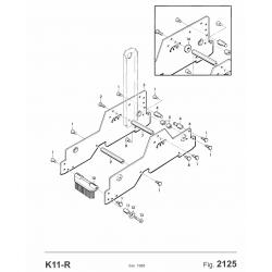 Plano cabezal K11-R figura...