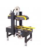 Máquinas de embalaje SIAT: Enfardadoras de palets, precintadoras y formadoras de cajas